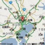 ARG東京地図
